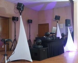 DJ mariage Salles Arbuissonnas