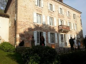 Château De Luponnas - Extérieur