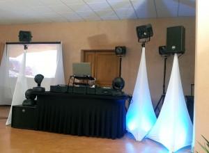 DJ pro mariage Salles Arbuissonnas